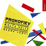 Prokofiev: Chout/ Suite from Love for Three Oranges/Waltz Suite