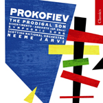 Prokofiev: Divertimento/ Piano Sonata/Symphonic Song/Prodigal Son