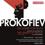 Prokofiev: The Queen of Spades/ On Guard for Peace