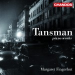 Tansman: Works for Solo Piano