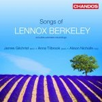 Songs of Sir Lennox Berkeley
