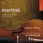 Martinu: Cello Concertos Nos 1 and 2/ Concertino
