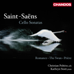 Saint-Saens: Works for Cello and Piano