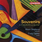Craig Ogden & Alison Stephens - Souvenirs for Mandolin and Guitar