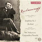 Rachmaninoff: Symphony No. 2/ The Rock