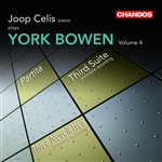 Bowen: Works For Piano, Vol 4