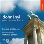 Dohnanyi: Piano Concertos Nos 1 and 2