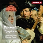 Boccherini:Symphonies Nos 3, 8 and 21