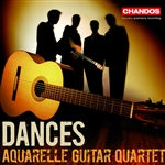 Aquarelle Guitar Quartet - Dances for Guitar