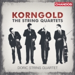 Korngold: The String Quartets