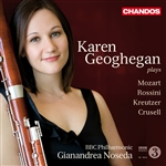 Mozart/ Rossini/Kreutzer/Crusell: Bassoon Works