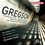 Gregson: Trombone and Cello Concertos etc.