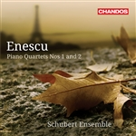 Enescu: Piano Quartets, Nos 1 and 2