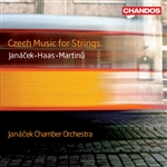 Janacek Chamber Orchestra - Czech Music for Strings