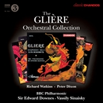 Gliere: The Orchestral Collection