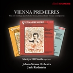 The Johann Strauss Orchestra  / Rothstein - Vienna Premieres - 3 CD set