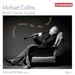 British Clarinet Sonatas, Volume 1