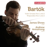Bartok: Works for Violin and Piano, Volume 1