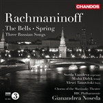 Rachmaninoff: Spring/Three Russian Songs/The Bells
