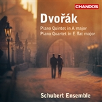 Dvorak: Quartets/Songs My Mother Taught me
