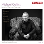 British Clarinet Sonatas, Volume 2