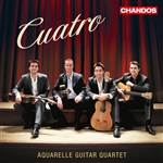 Aquarelle Guitar Quartet - A Tribute to the Music of Spain