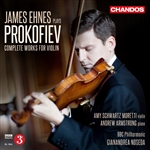 Prokofiev: James Ehnes Plays Prokofiev