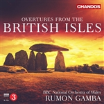 BBCNOW / Gamba - Overtures from the British Isles