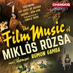 Rozsa: The Film Music of Miklos Rozsa