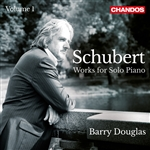 Schubert: Works for Solo Piano, Volume 1