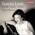 Tasmin Little - Faure / Lekeu / Ravel - French Violin Sonatas