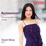 Rachmaninoff: Piano Sonatas etc.