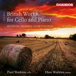 British Works for Cello and Piano, Volume 3