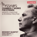 Panufnik: Messages - String Quartets