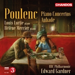 Poulenc: Concertos for Piano, Etc.