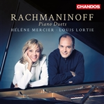 Rachmaninoff: Works for Two Pianos