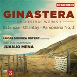 Ginastera: Orchestral Works - Estancia, Etc.