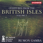 Overtures from the British Isles, Volume 2