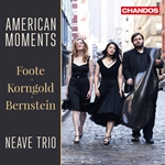 Foote/Korngold/Bernstein - American Moments
