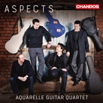 Aspects - A collection, from the Aquarelle Guitar Quartet