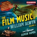 The Film Music of William Alwyn, Vol.4