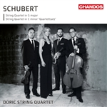 Schubert - String Quartets, D703 & D887