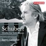 Schubert - Works for Solo Piano, Volume 2