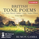 British Tone Poems, Volume 1