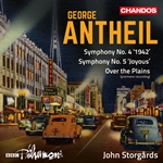 George Antheil - Orchestral Works
