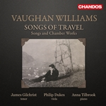 Vaughan Williams - Songs of Travel etc