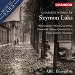 Laks - Chamber Works