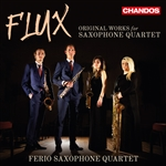 Flux - Original Works for Saxophone Quartet