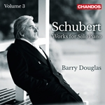 Schubert - Works for Solo Piano, Volume 3