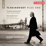 Tchaikovsky Plus One Piano Works, Vol.1